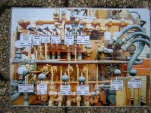 instalatie de foraj hidraulica