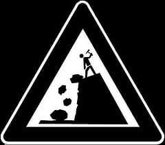 Atentie...geolog !!