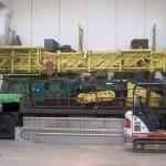 Instalatie de foraj apa 800m adancime - Massenza MR 50 - SH